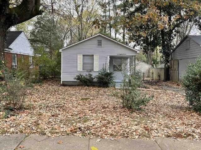 1087 Minor St, Memphis, TN 38111 (MLS #10110605) :: The Justin Lance Team of Keller Williams Realty