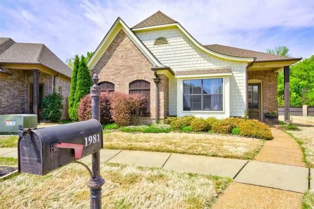 1981 Rochelle Ln, Cordova, TN 38016 (#10110634) :: RE/MAX Real Estate Experts