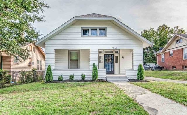 1641 Foster Ave, Memphis, TN 38106 (MLS #10110692) :: Your New Home Key