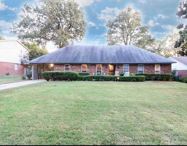 5407 Rappahannock Dr, Memphis, TN 38134 (#10110706) :: The Wallace Group - RE/MAX On Point