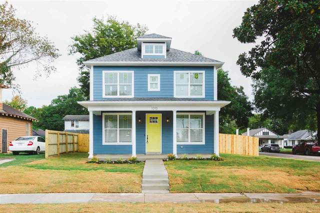 1010 Galloway Ave, Memphis, TN 38105 (#10110716) :: The Wallace Group - RE/MAX On Point