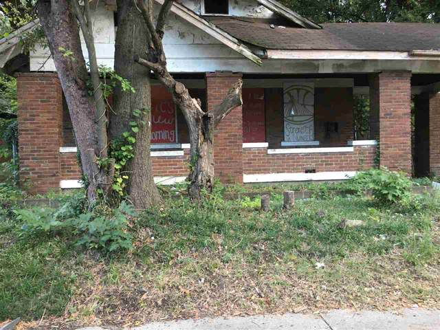 897 N Highland Dr, Memphis, TN 38122 (#10110766) :: The Wallace Group - RE/MAX On Point