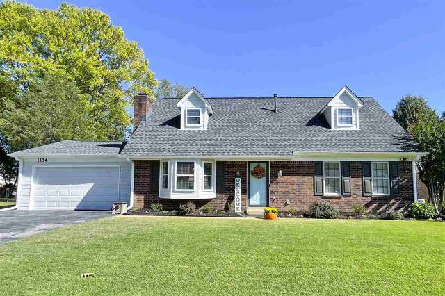1134 Simmons Ridge Dr, Collierville, TN 38017 (#10110787) :: All Stars Realty