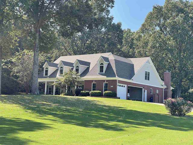 1725 Yancey Rd, Rossville, TN 38066 (#10110793) :: RE/MAX Real Estate Experts