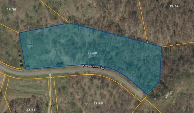 36 Chickasaw Bluff Rd, Dyersburg, TN 38024 (MLS #10110794) :: Bryan Realty Group
