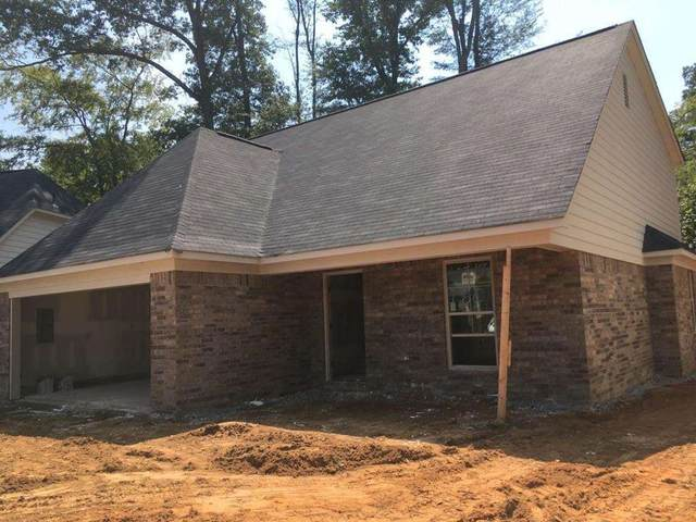 160 Nicholas Dr, Somerville, TN 38068 (MLS #10110808) :: Your New Home Key