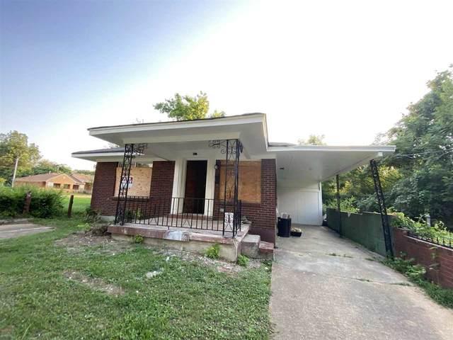 861 Buntyn St, Memphis, TN 38114 (MLS #10110812) :: Your New Home Key