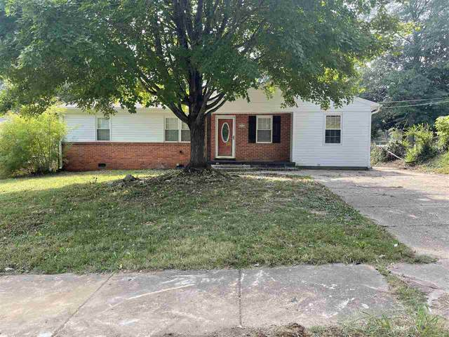 2345 Celeste Dr, Memphis, TN 38127 (#10110824) :: The Wallace Group - RE/MAX On Point