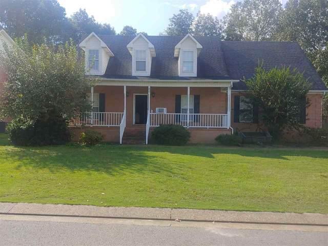 80 Woodgrove Dr, Jackson, TN 38305 (#10110854) :: The Home Gurus, Keller Williams Realty