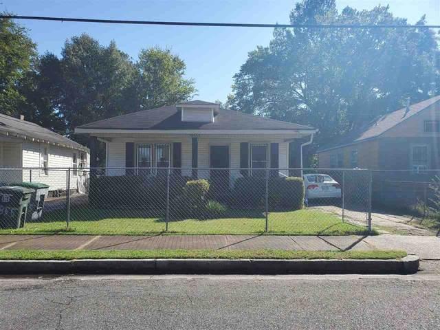 2355 Hubbard Ave, Memphis, TN 38108 (MLS #10110914) :: The Justin Lance Team of Keller Williams Realty