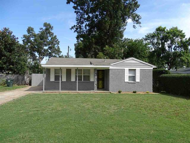 4342 Aloha Ave, Memphis, TN 38118 (MLS #10111000) :: Your New Home Key