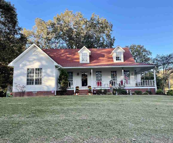 315 Rich Rd, Savannah, TN 38372 (MLS #10111016) :: The Justin Lance Team of Keller Williams Realty