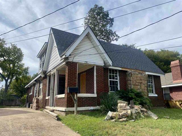 731 Breedlove St, Memphis, TN 38107 (#10111017) :: Faye Jones   eXp Realty