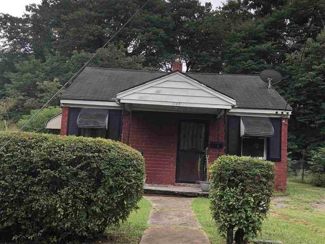 1145 Chicago Ave, Memphis, TN 38107 (#10111052) :: Faye Jones   eXp Realty