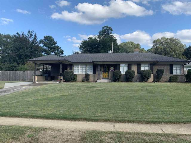 4101 Hilldale Ave, Memphis, TN 38117 (#10111062) :: All Stars Realty