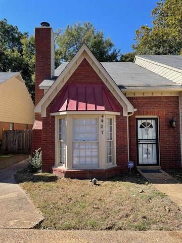 4407 Misty Morning Dr, Memphis, TN 38141 (MLS #10111115) :: Gowen Property Group | Keller Williams Realty