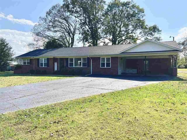 87 Ellis Rd, Milledgeville, TN 38359 (MLS #10111123) :: Gowen Property Group | Keller Williams Realty