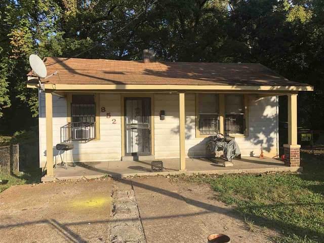 852 Breedlove St, Memphis, TN 38107 (#10111126) :: Faye Jones   eXp Realty