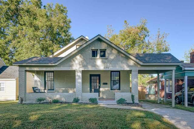 679 Eva St, Memphis, TN 38112 (#10111137) :: RE/MAX Real Estate Experts