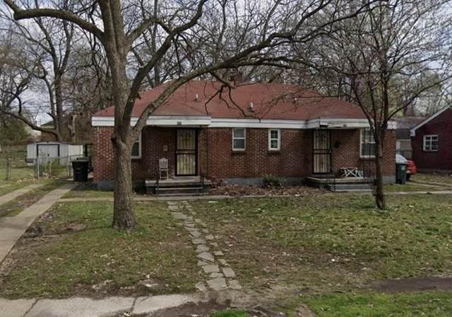 878 N Dunlap St, Memphis, TN 38107 (MLS #10111141) :: Your New Home Key