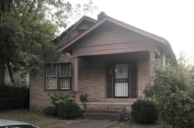 671 Mcdavitt Pl, Memphis, TN 38107 (MLS #10111142) :: Your New Home Key