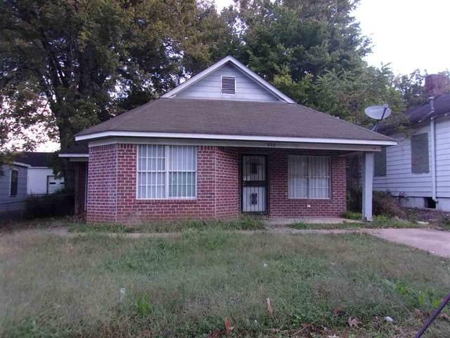 952 Doris Ave, Memphis, TN 38106 (MLS #10111162) :: The Justin Lance Team of Keller Williams Realty