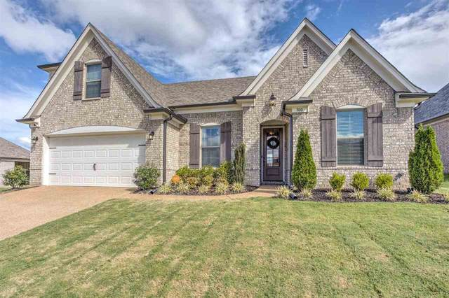 300 Whispering Ridge Dr, Oakland, TN 38060 (#10111166) :: The Wallace Group - RE/MAX On Point