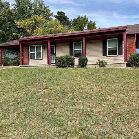 4064 Knob Dr, Memphis, TN 38127 (#10111208) :: Faye Jones | eXp Realty