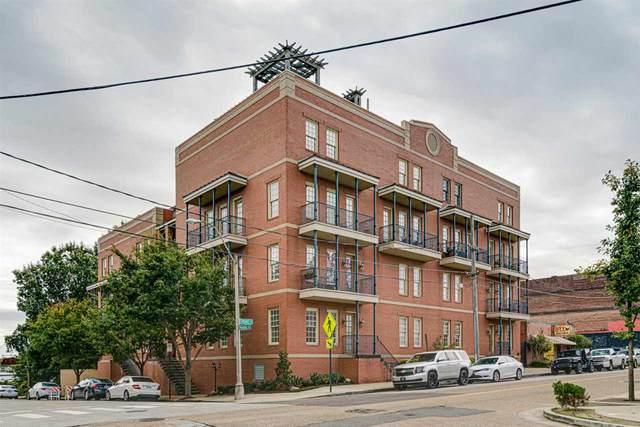 65 E Pontotoc St E #103, Memphis, TN 38103 (MLS #10111253) :: Bryan Realty Group