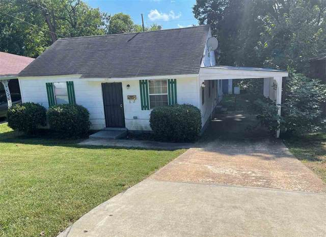 1419 Starr Ave W, Memphis, TN 38106 (#10111262) :: Faye Jones | eXp Realty
