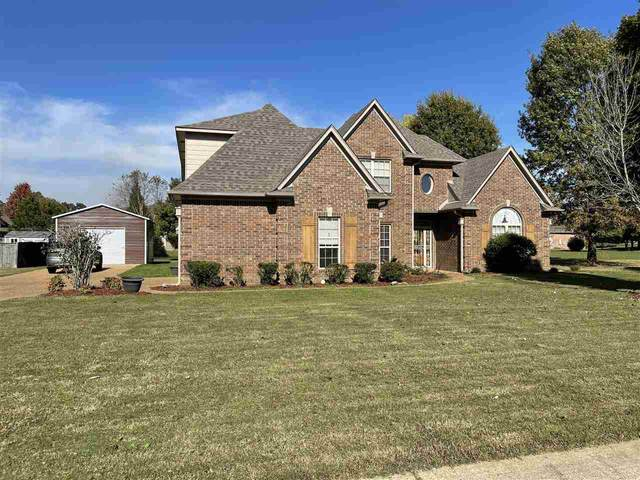 50 Black Ankle Dr, Oakland, TN 38060 (#10111294) :: The Wallace Group - RE/MAX On Point