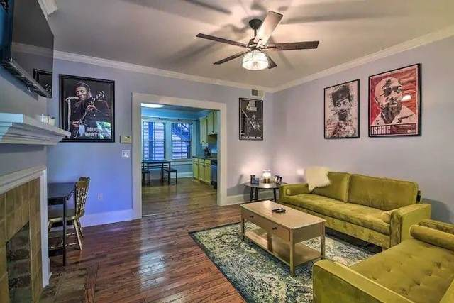 384 Mulberry St #102, Memphis, TN 38103 (MLS #10111305) :: Bryan Realty Group