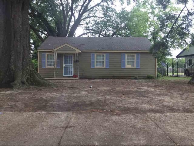 262 W Brooks Rd, Memphis, TN 38109 (#10111419) :: The Home Gurus, Keller Williams Realty