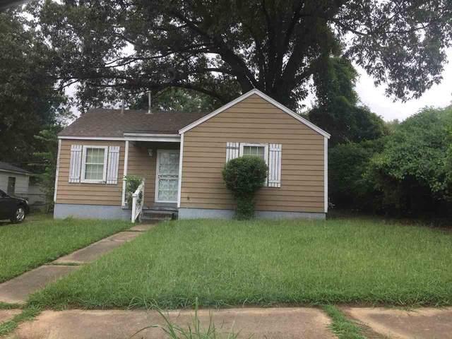 406 W Brooks Rd, Memphis, TN 38109 (#10111422) :: The Home Gurus, Keller Williams Realty