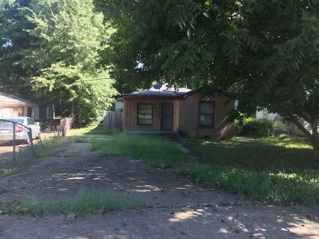 632 Harahan Rd, Memphis, TN 38109 (MLS #10111442) :: Area C. Mays   KAIZEN Realty