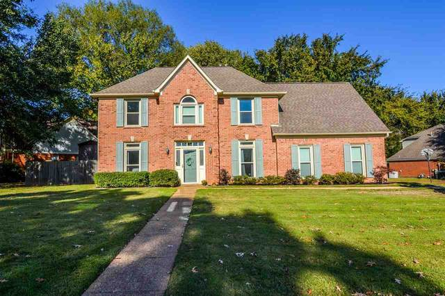 350 E Nolley Dr, Collierville, TN 38017 (MLS #10111503) :: Area C. Mays | KAIZEN Realty