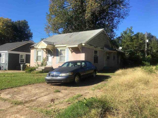 2316 Poe Ave, Memphis, TN 38114 (#10111601) :: The Home Gurus, Keller Williams Realty