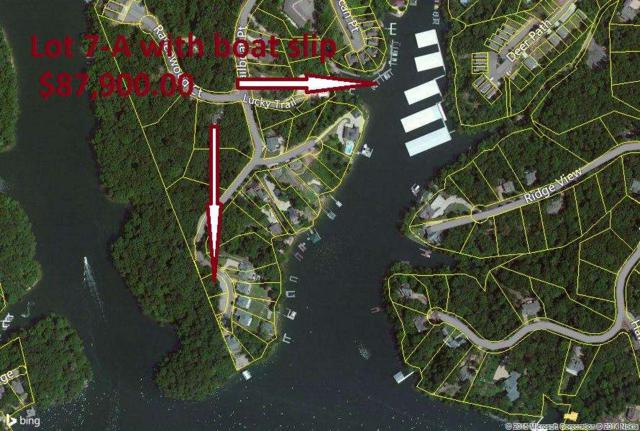 LOT 7-A Sail Boat Pt, Savannah, TN 38372 (#9944052) :: The Wallace Team - RE/MAX On Point