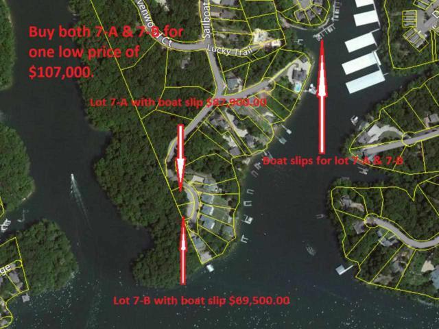 LOTS 7-A & 7-B Sailboat Pt, Savannah, TN 38372 (#9944062) :: The Wallace Team - RE/MAX On Point