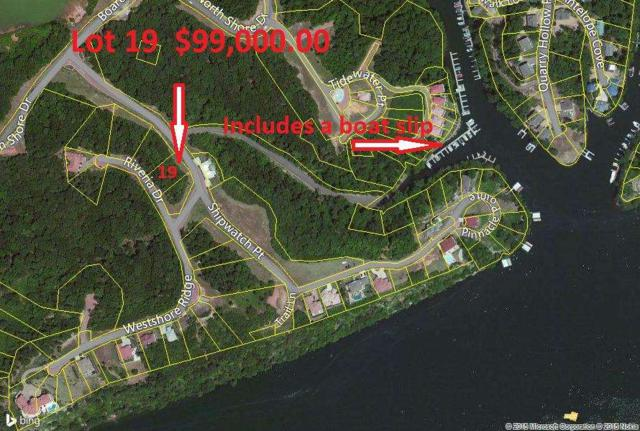 LOT 19 Riveria Dr & Shipwatch Point Pt, Savannah, TN 38372 (#9945435) :: The Wallace Team - RE/MAX On Point
