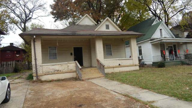 1009 Oakview St, Memphis, TN 38114 (#9992096) :: Berkshire Hathaway HomeServices Taliesyn Realty
