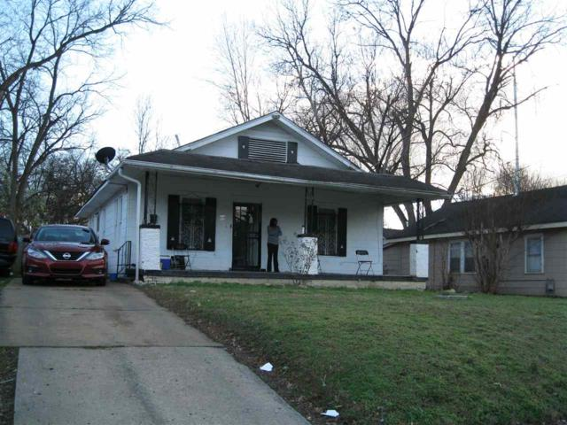 3303 Coleman Ave, Memphis, TN 38122 (#9996686) :: The Wallace Team - RE/MAX On Point