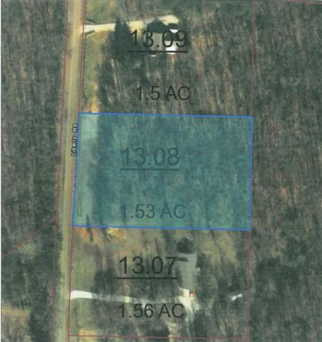 LOT 6 Liberty Rd, Unincorporated, TN 38057 (#9997610) :: The Wallace Team - RE/MAX On Point