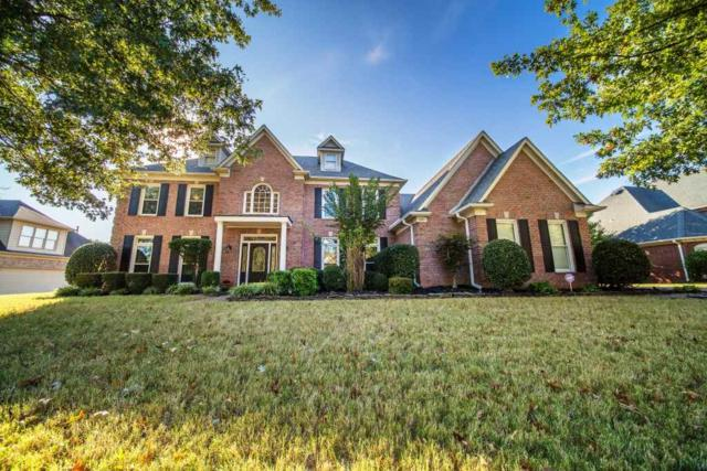 1353 Panola Cv, Collierville, TN 38017 (#10013507) :: ReMax On Point