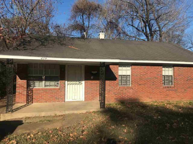 420 Hazelwood Rd, Memphis, TN 38109 (#10014213) :: The Melissa Thompson Team