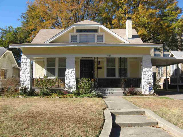469 Garland St, Memphis, TN 38104 (#10016170) :: The Wallace Team - RE/MAX On Point