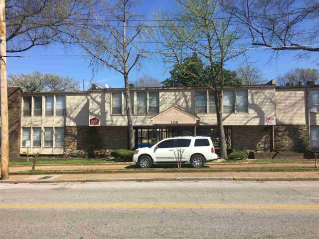 108 N Belvedere Blvd #6, Memphis, TN 38104 (#10016818) :: The Home Gurus, PLLC of Keller Williams Realty