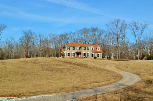 1155 Country Club Rd, Unincorporated, TN 38068 (#10017736) :: The Wallace Team - RE/MAX On Point