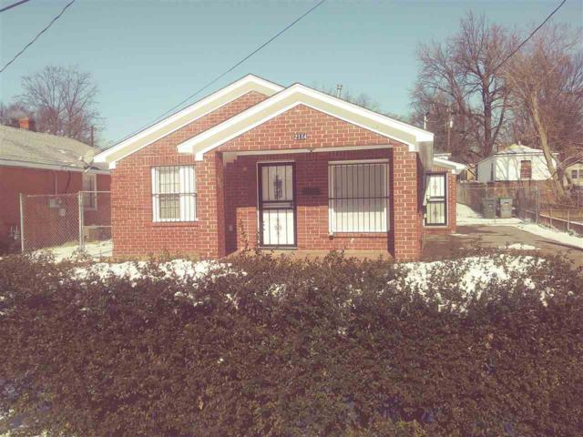 2114 Lowell St, Memphis, TN 38114 (#10018559) :: ReMax Experts
