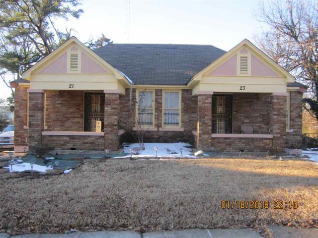 21 Shady Ln 21 & 23, Memphis, TN 38106 (#10018563) :: ReMax On Point